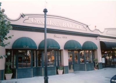 Greenlee's Bakery, San Jose