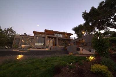Ridgecrest Home, Monte Sereno