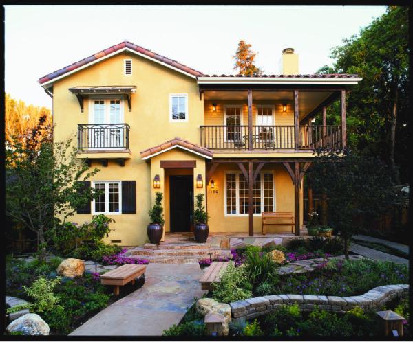 Sunset Idea House 2002