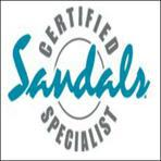 sandal banner