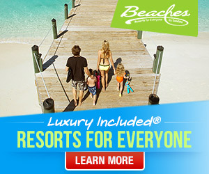 Beaches Resort Banner image