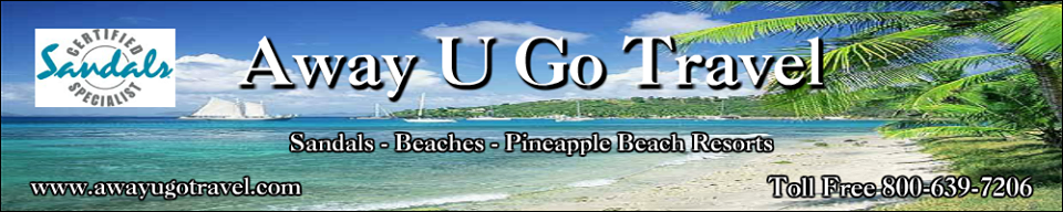Away U Go Travel Banner and link