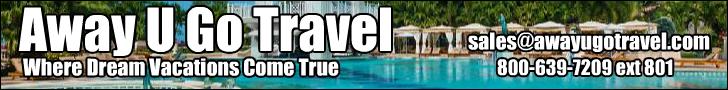Away U Go Travel Banner