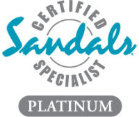 Sandals Certified Specialist Banner image