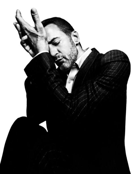 Marc Jacobs: 'I have the word Shameless tattooed on my chest'