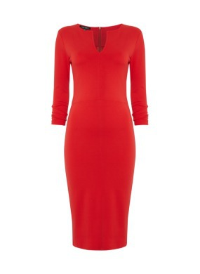 KINGSBRIDGE SHIFT DRESS