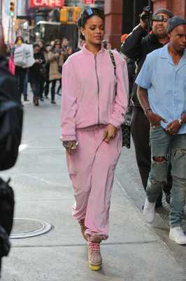 6 Tracksuits Rihanna Would Be Proud Of