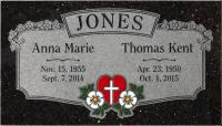 Tombstone, gravestone, memorial