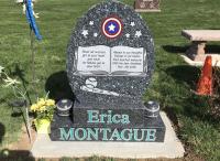 Gravestone, headstone, grave marker, tombstone