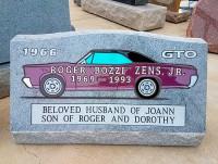 Headstone, grave marker, head stone