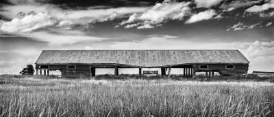 Old Warren's Bull Barns