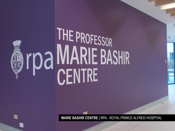 MARIE BASHIR CENTRE