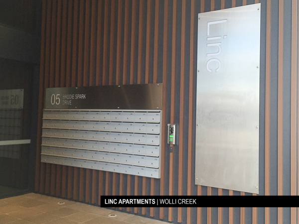 LINC APARTMENTS