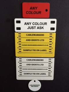 TIE-ON-LABELS-VARIOUS