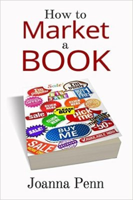 joanna penn, market book, sell book, marketing