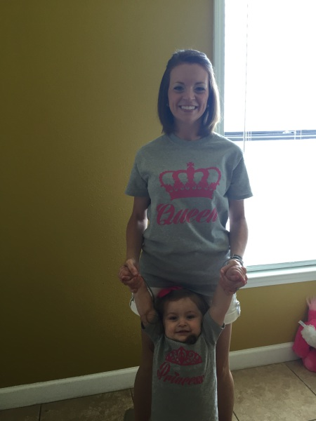 Mother/Daughter Shirts