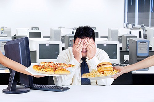 Are your work mates making you fat?