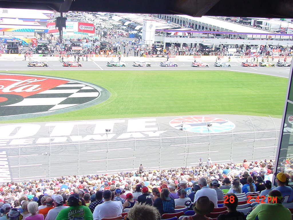 NASCAR success requires a growth in fans & sponsors