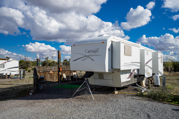 Roomy Sites for your RV