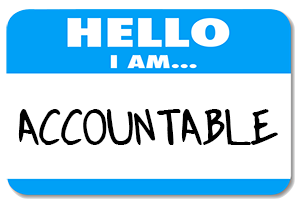 The Three Universal Levels Of ACCOUNTABILITY: How Accountable Are YOU?