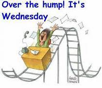 "Re-Thinking the term ""Hump Day"""