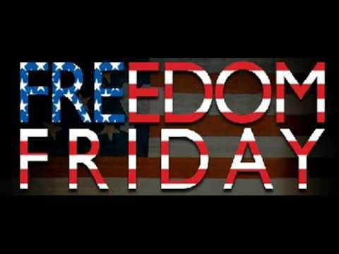 It's Freedom Friday!