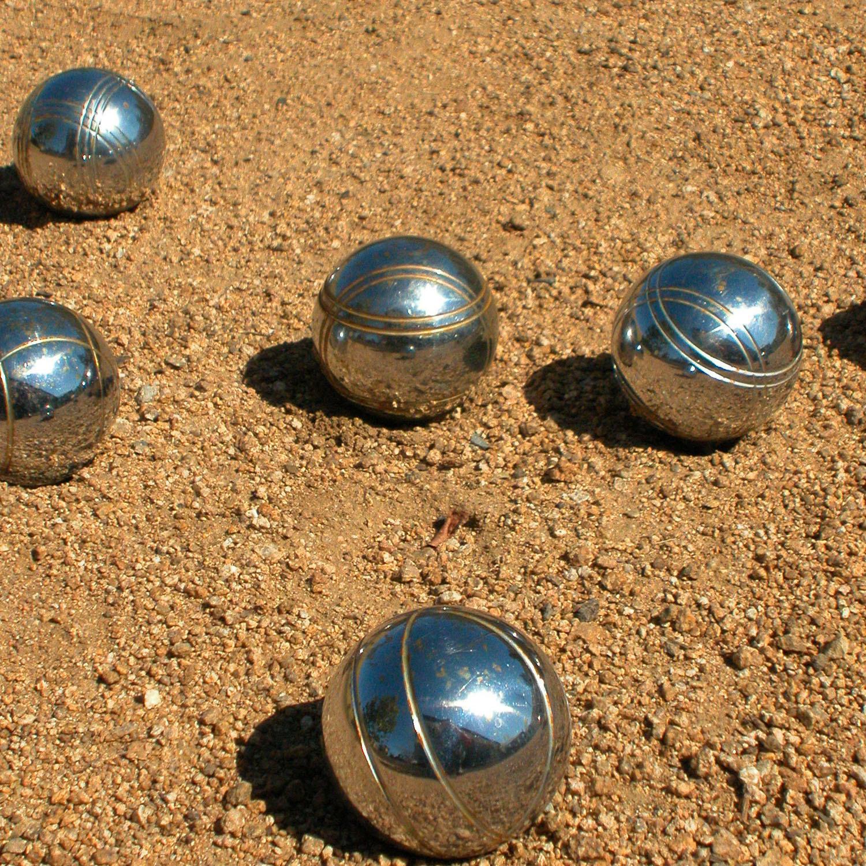 Lange Design - Bocce Balls