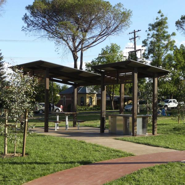 Lange Design - Victoria Park