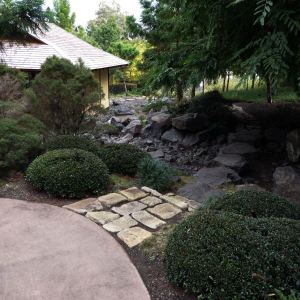 Lange Design - Nerima Gardens