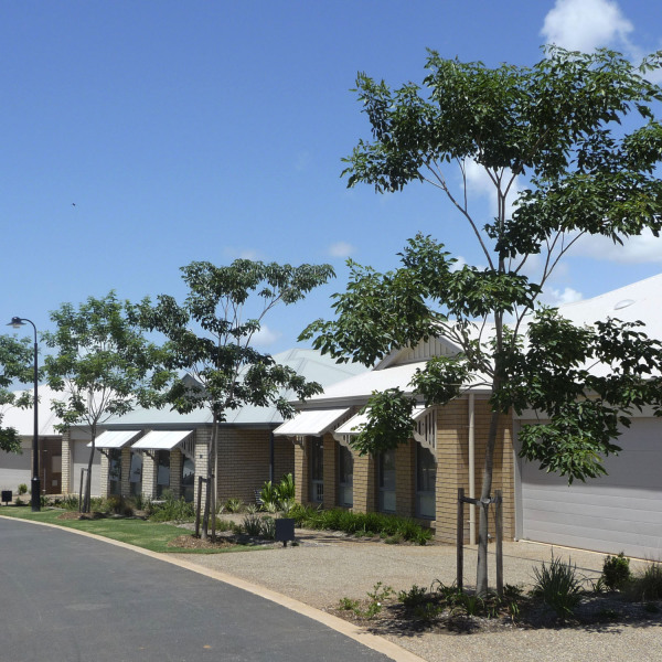 Lange Design - Fig Tree Village
