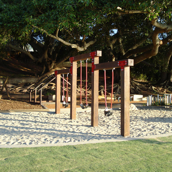 Wellington Point Seaside Playspace, Wellington Pt, QLD