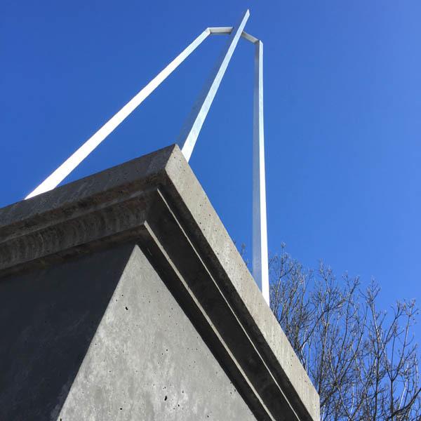 Mersey Vale Memorial Garden Obelisk