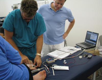 electrodiagnosis training