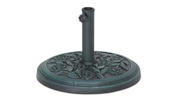 All parasols and bases - 25% off marked prices.