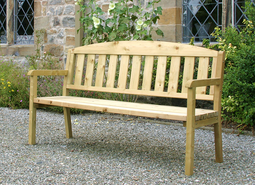 3 seat bench was £150, now £135