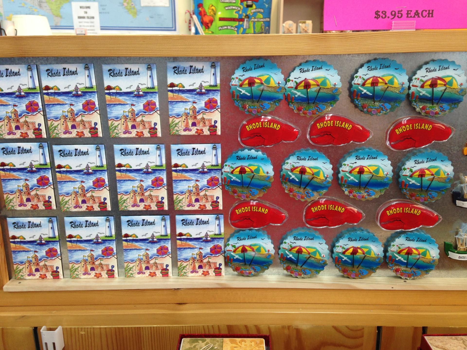 Rhode Island Magnets