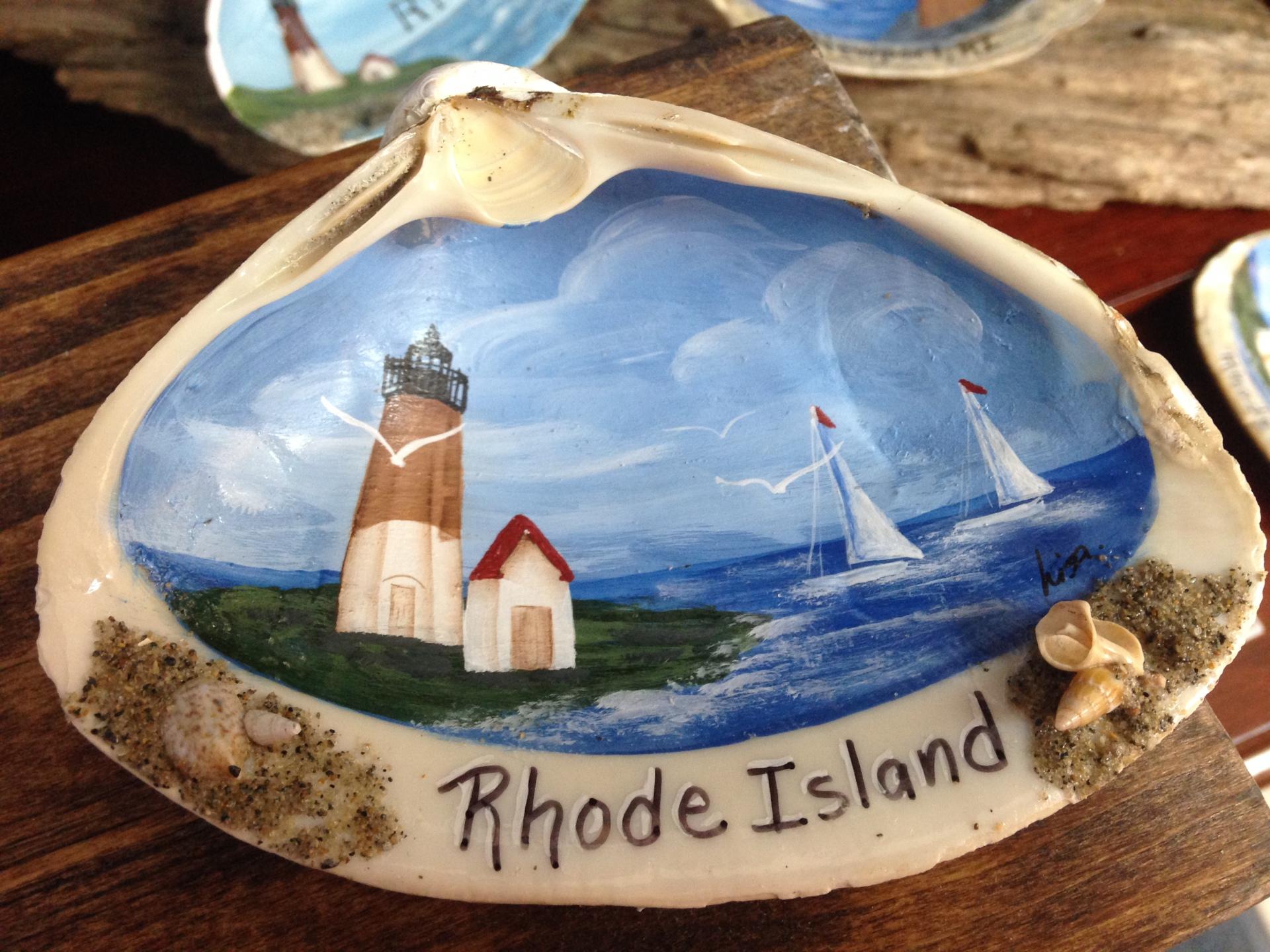 Rhode Island Souvenirs