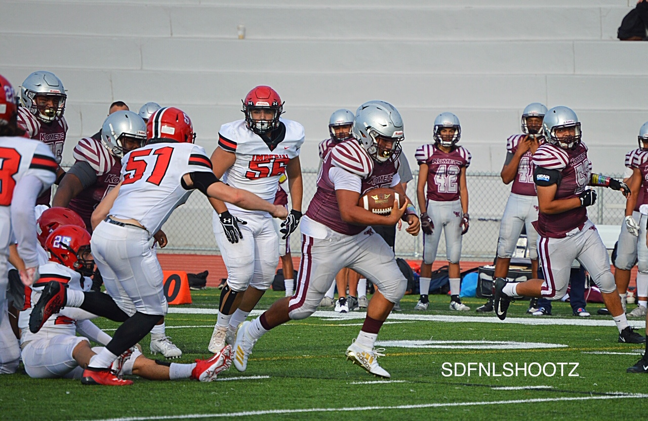 SDFNL Season preview: Kearny Komets