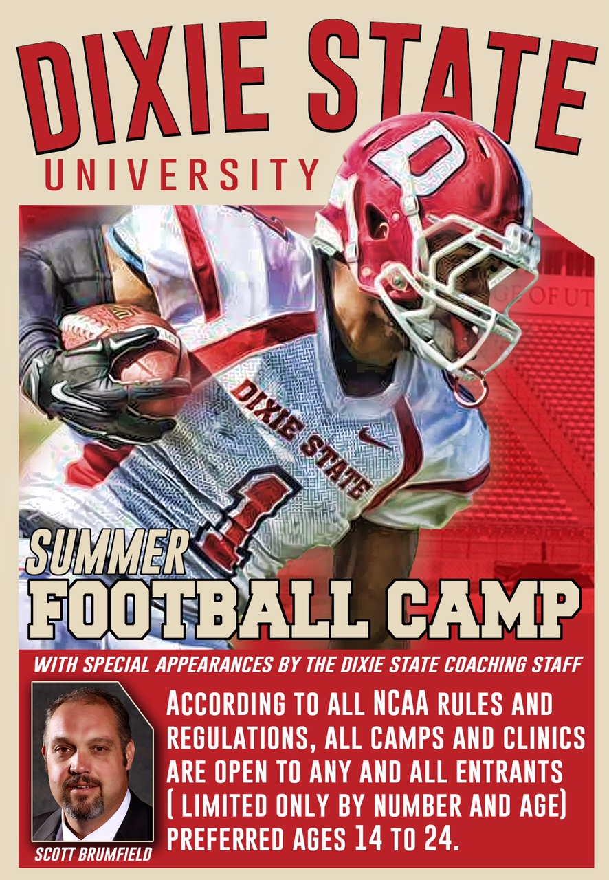 Dixie State Summer Camp
