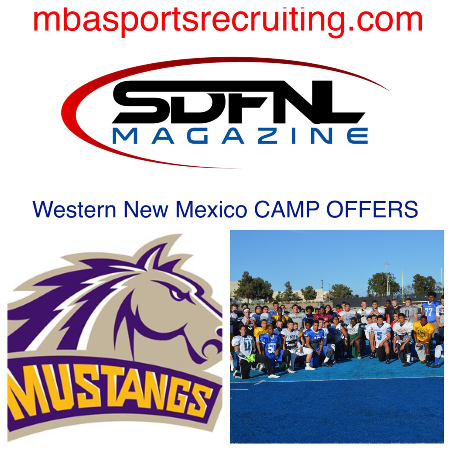 ALERT- SDFNL Camp Newz- Western New Mexico University
