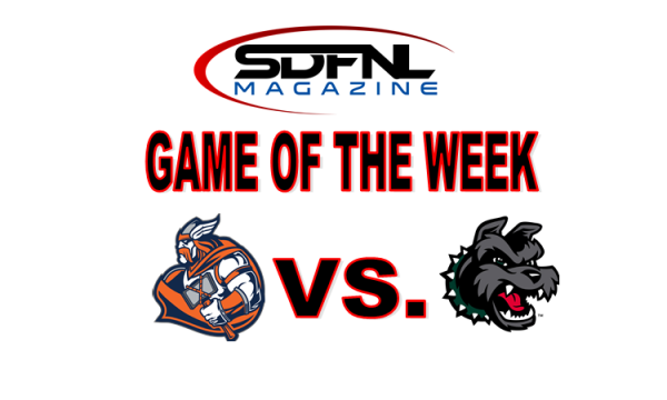 SDFNL Game of the Week- Helix Vs Valhalla