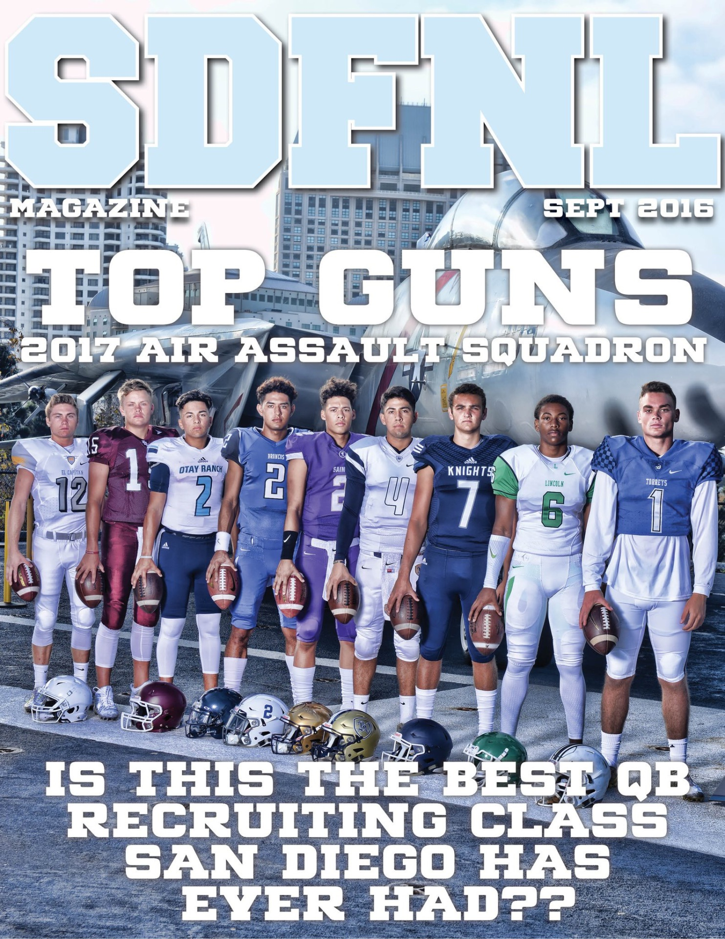 SD 2016 TOP GUNS