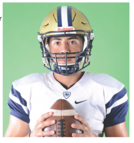 San Diego Top Guns- Bonita Vista QB Anthony Posada