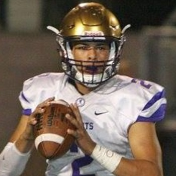 San Diego Top Guns -St. Augustines QB Rodney Thompson
