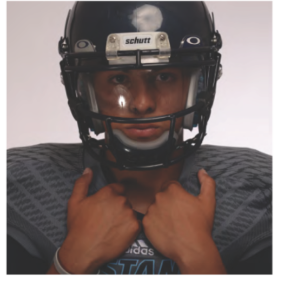 SDFNL Top Guns- Otay Ranch High School QB Cristian Zamudio