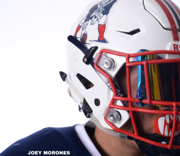 """SDFNLs """"Magnificent 7"""" presents Christian's Joey Morones"""