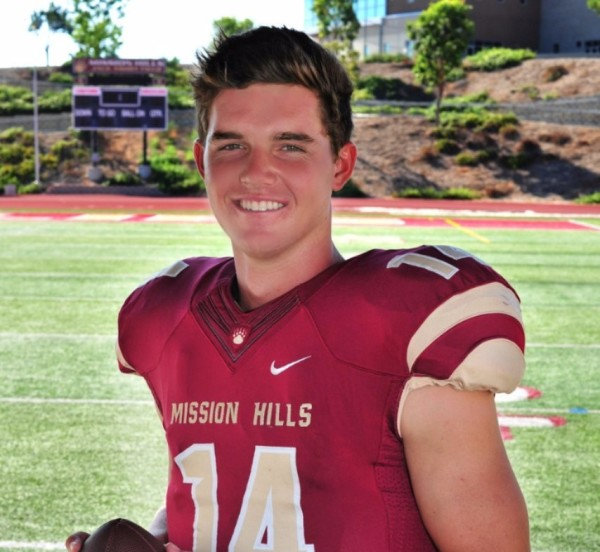 The Nike Opening featuring Mission Hills QB Jack Tuttle