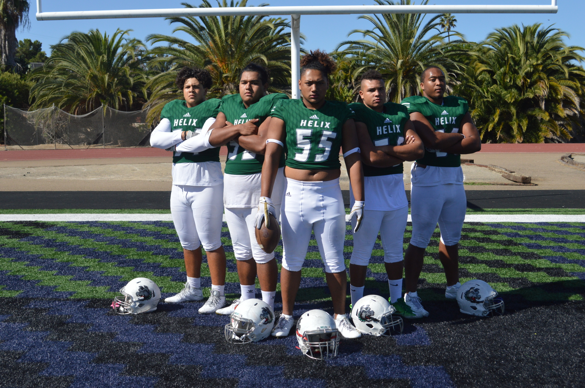"HELIX Highlanders ""BEWARE of the DAWGZ"""