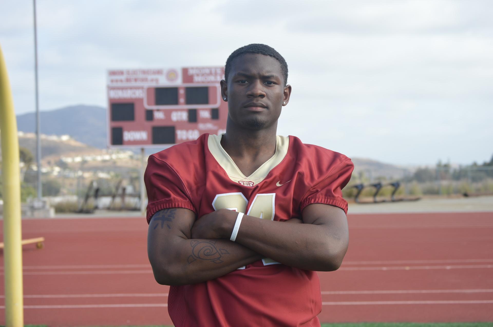 Monte Vista High School - RB Jahmon McClendon