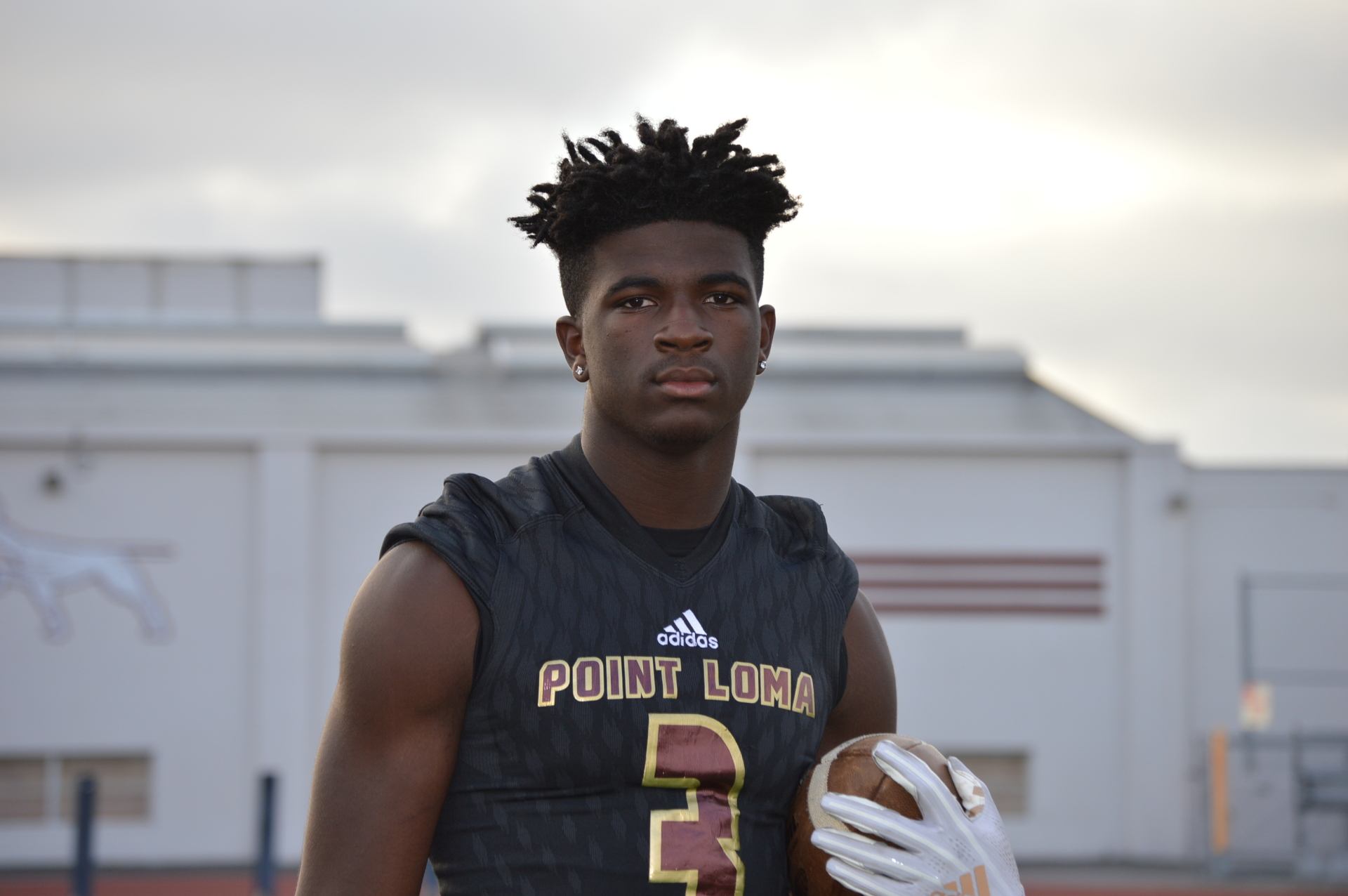 Point Loma High School - WR JL Skinner